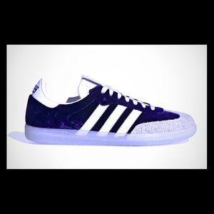 Adidas Samba OG 420 'Purple Haze' RARE and NEW!